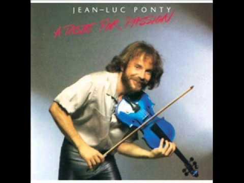JEAN-LUC PONTY - Sunset Drive 1979