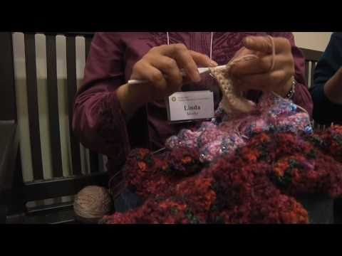 Saving the Coral Reef Ecosystem with Crochet