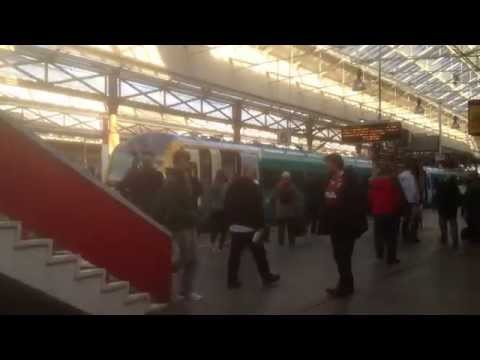 Crewe Train Station