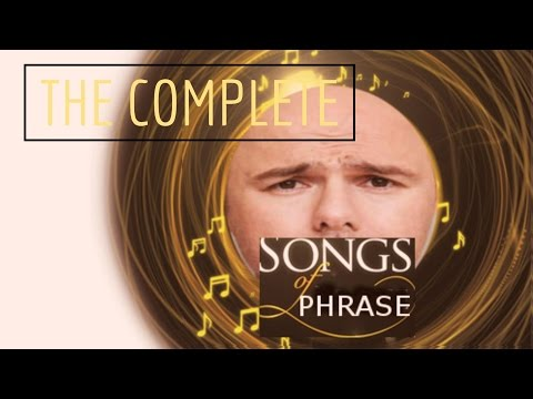 The Complete Songs of Phrase by Karl Pilkington (A compilation w/ Ricky Gervais & Steve Merchant)