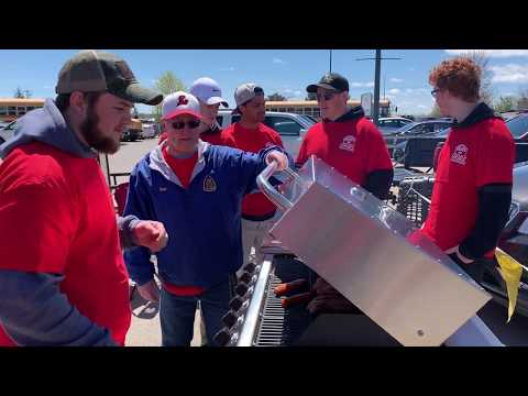 2019 Project GRILL: Kondex Partners with Lomira High School