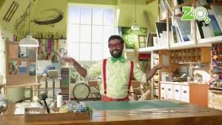 La Sala de Arte - DIY Pop-up Hombre, Camión Volquete, Corcho Robot de DIY Manualidades para Niños