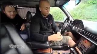 Die PS Profis   Jean Pierre checkt einen Mercedes 560 SEL