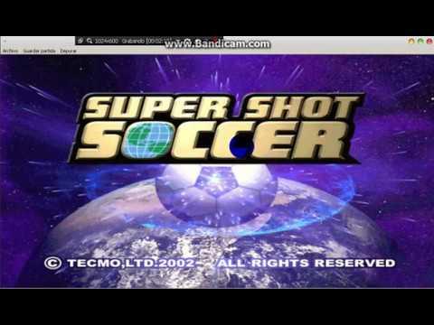 Como Descargar Super Shot Soccer Para CanaimaFutbol de poderes