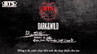 [BangTanSodamn][Vietsub] Look Here - BTS (Bangtan Boys)