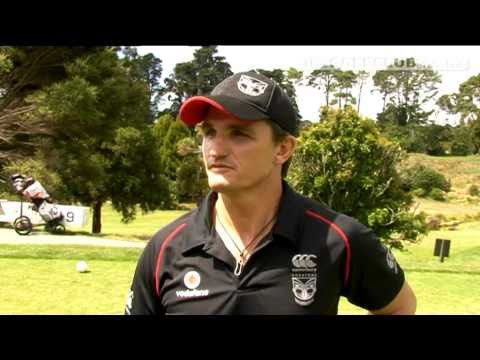 New Zealand Warriors Golf Day + Kiwi Pro Richard Lee