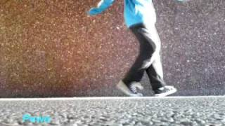 C-walk [Training] - Pewe