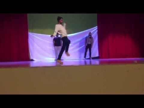 Dalian Medical University Culture Show practice for Tanaks Crew