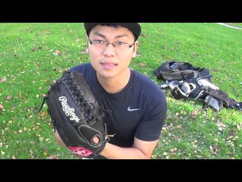 sơ lược về găng của các vị trí trong bóng chày