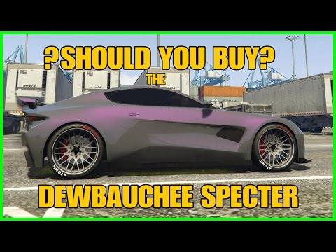 GTA 5 ONLINE - ***SHOULD YOU BUY THE SPECTER???*** (((FULL PERFORMANCE REVIEW)))