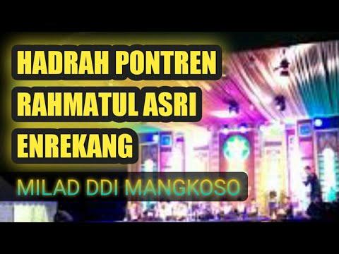 Hadrah Pondok Pesantren Rahmatul Asri Enrekang - MILAD 80 DDI MANGKOSO