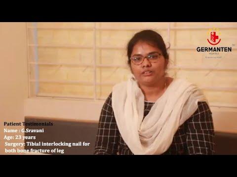 Mrs sunitha Patient Testimonial