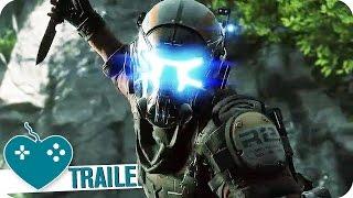 TITANFALL 2 Single Player Gameplay Trailer German Deutsch (2016) PS4, Xbox One, PC Game