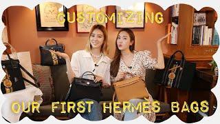 Customizing Our First Hermès B…