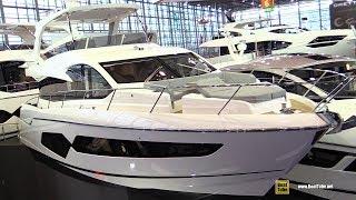 2018 Sunseeker Manhattan 66 Luxury Motor Yacht - Walkaround - 2018 Boot Dusseldorf Boat Show