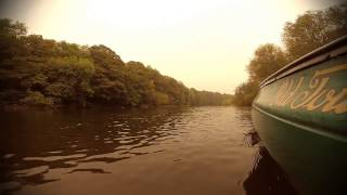Old Town, Charles River @ want to canoe? (Hay on Wye) HD