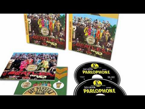 Sgt. Pepper Reissue First Looks!!