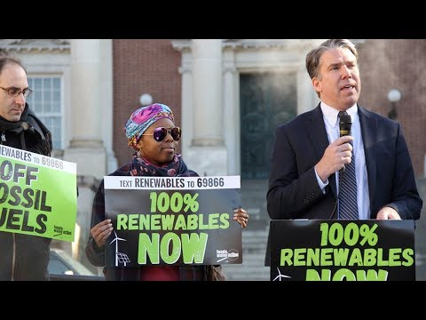 Maryland Bill Calls For 100% Renewable Energy by 2035