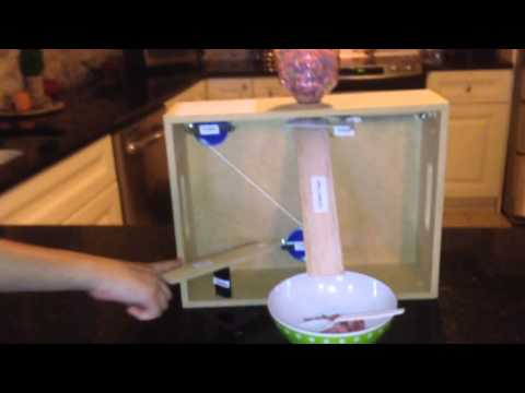 Ray's Simple Machine Project- The Cereal Dispenser