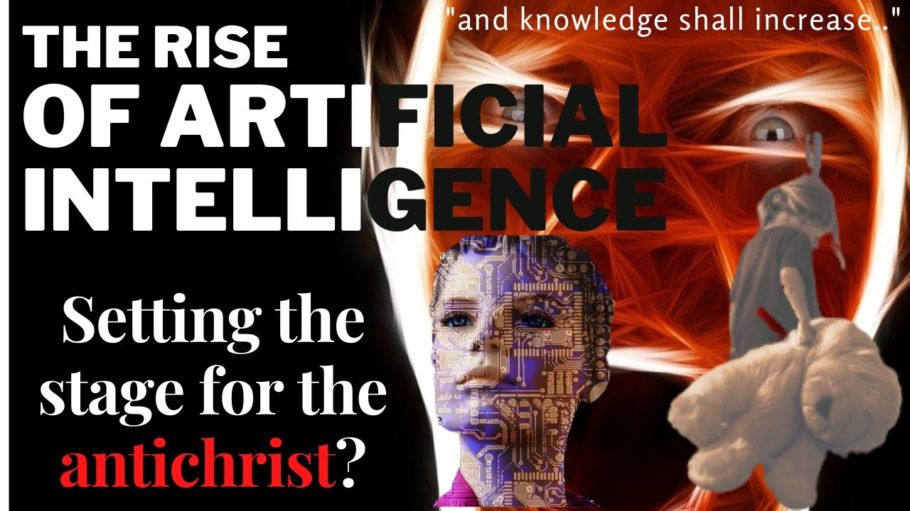 Download The Rise of Artificial Intelligence and the Enslavement of People — End Times Prophecy
