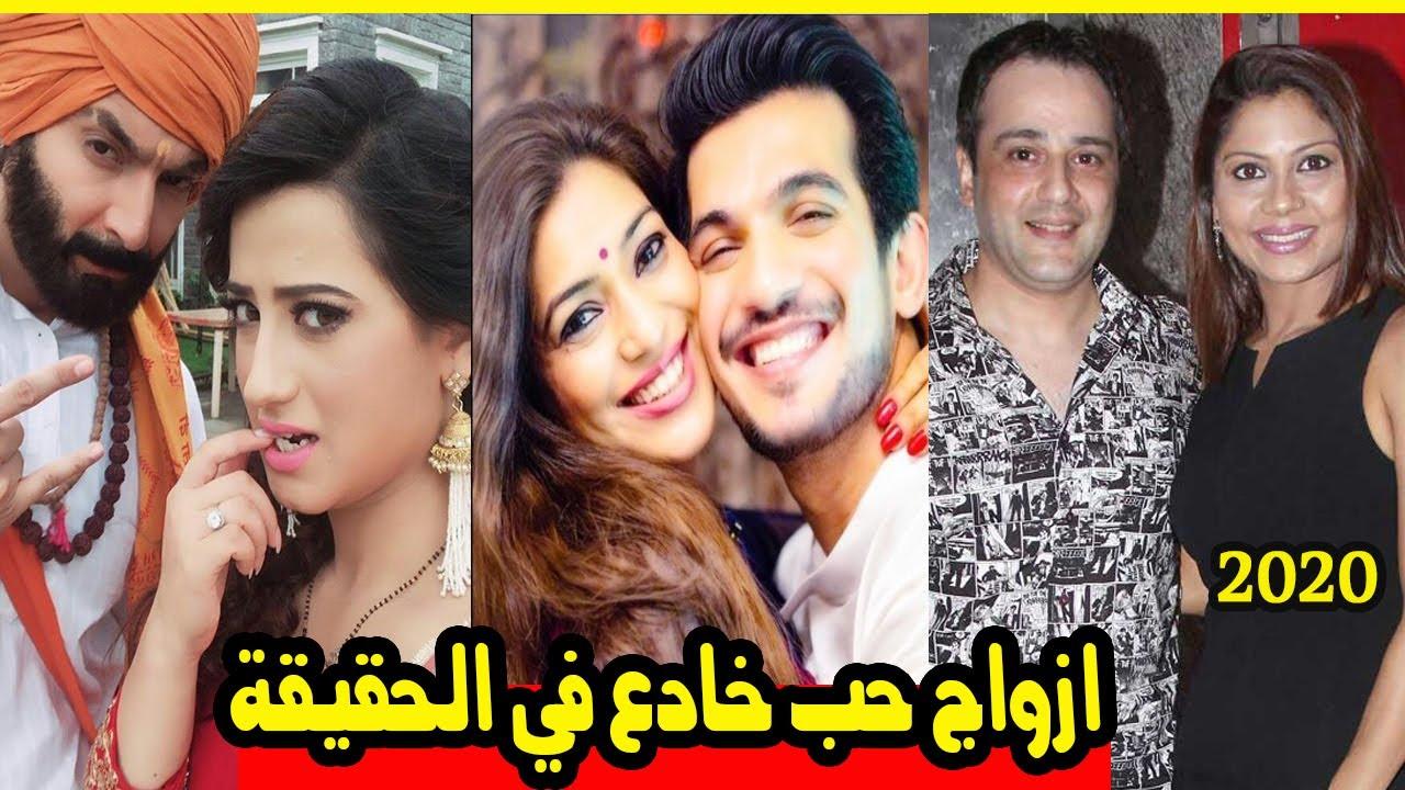 شاهد ازواج وزوجات ابطال I مسلسل حب خادع زوج اليشا بانوار I زوجة