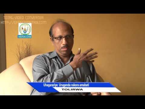 Rwanda- MINICOM-:Kigali Special Economic Zone (SEZ) documentary 2015