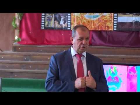 Урок парламентаризма в Быковском аграрном техникуме