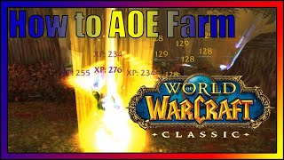 How to AoE Farm | Mage Compendium