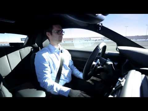 CES 2014: BMW unveils drifting self-driving car