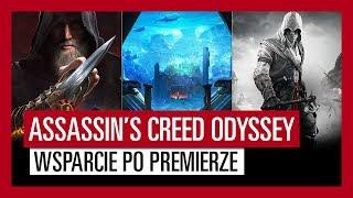 Assassin's Creed Odyssey: wsparcie po premierze i zawartość przepustki sezonowej