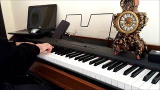 Scorpions - Maybe I Maybe You (Piano Cover)