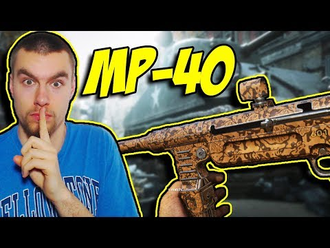 How to Use the MP 40 in CoD WW2 |