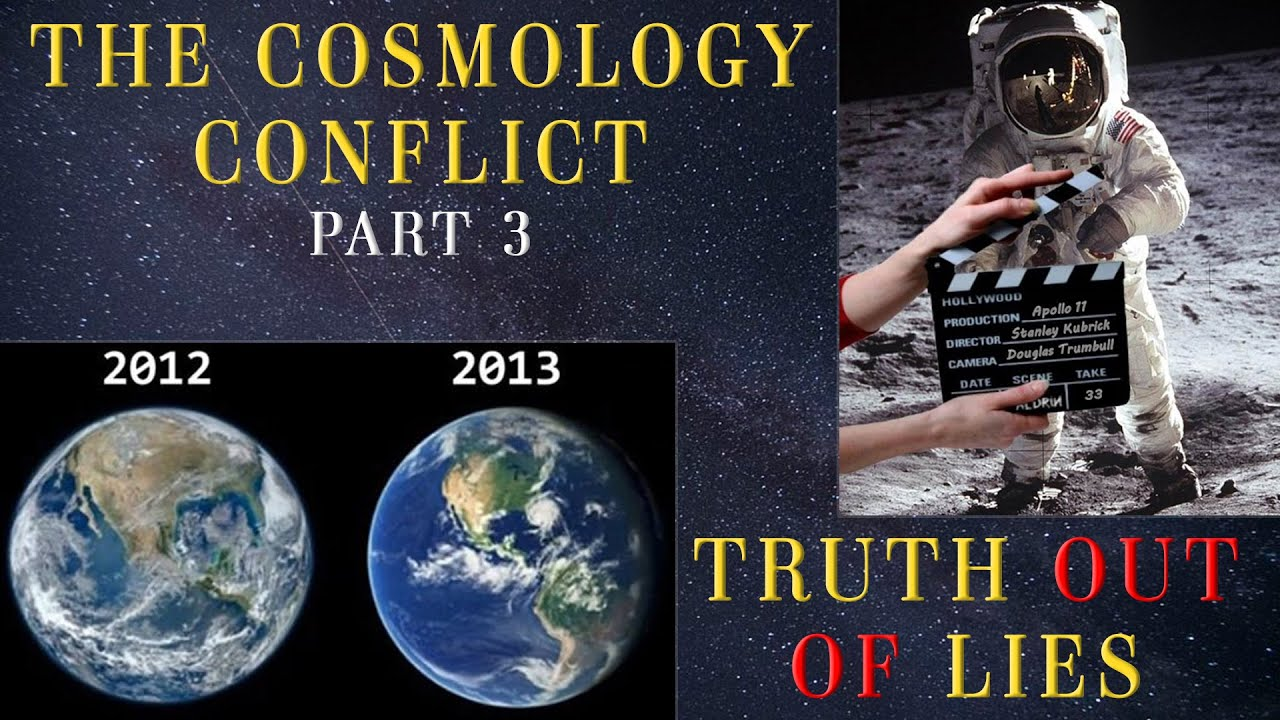 Cosmology Conflict Part 3 of 3: Truth Out of Lies - Chris Sparks - Earthen Vessels