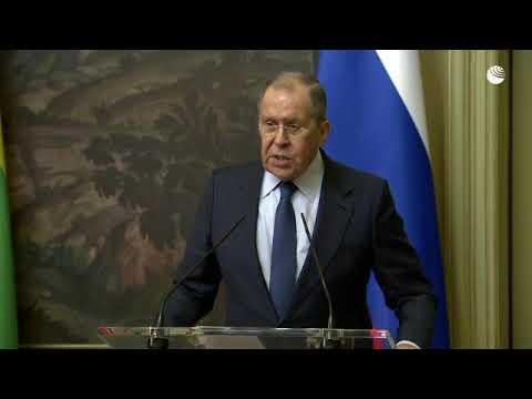 Лавров объявил о приостановке работы военной миссии связи НАТО в Москве