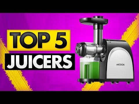 Top 5 Best Juicer of [2020]