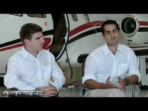 CYRUS SIGARI & BEN MARCUS - Co-Founders of Jet Aviva