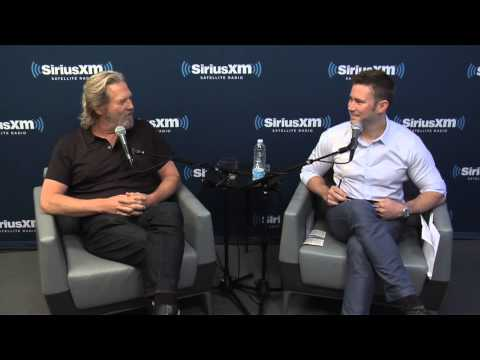Jeff Bridges: The Dude As The Zen Master // SiriusXM // Entertainment Weekly