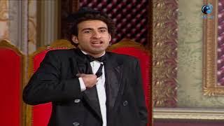 اغنية اديك في السقف بطريقة مسرح مصر
