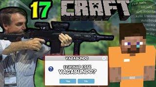 E Se Minecraft Fosse Feito Pelo Presidente Bolsonaro ?
