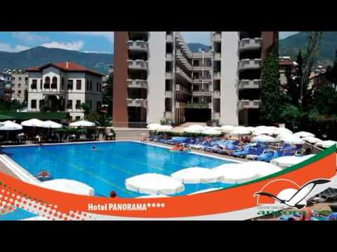 Hotel panorama alanya turkey youtube for Hotel panorama