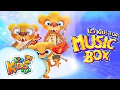 123 Kids Fun Music Box  Gameplay