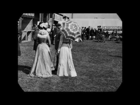 1901 - Spectators at Bradford Agricultural Fair (VERSION 2)