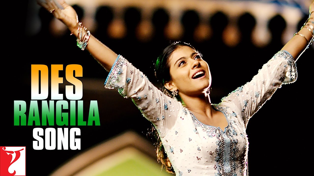 Download Des Rangila Song | Fanaa | Aamir Khan | Kajol | Mahalaxmi Iyer | Jatin-Lalit | Prasoon Joshi