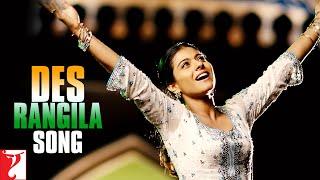 Des Rangila - Song | Fanaa | Aamir Khan | Kajol
