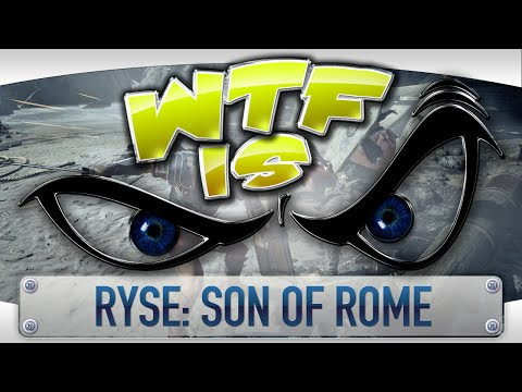 ► WTF Is... -  Ryse: Son of Rome ? [update: SLI support is now in the game]