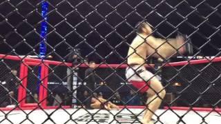 Ибрагим Халилов бой в Китае закончил за 3 секунды!