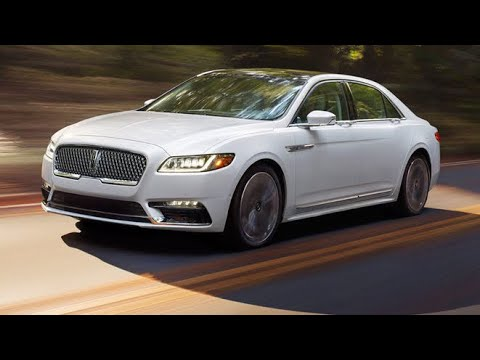 2018 Lincoln Continental Black Label Full In Depth Review Interior Drive Youtube