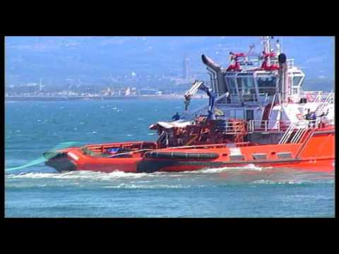 Tug WOLF & Tug LESUM - Voith Schneider Propellers