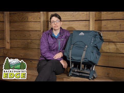 bf6dcf711c Kelty Sanitas 34 Kids External Frame Backpack - YouTube
