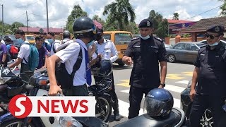 24 students issued summonses during Ops Didik